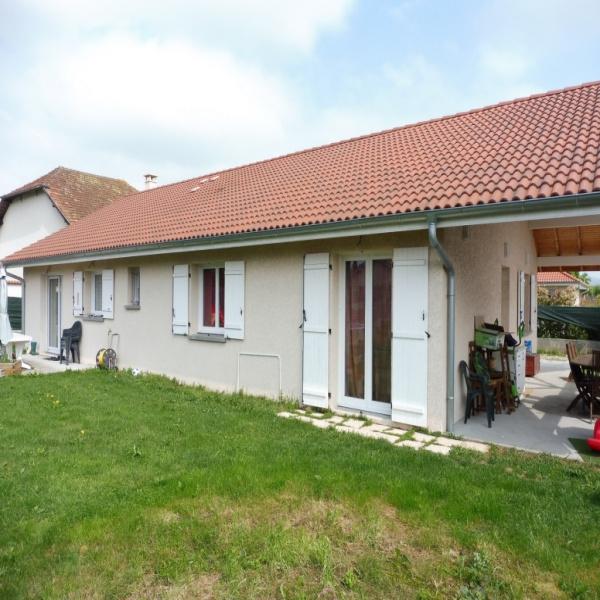 Offres de vente Maison Saint-Étienne-de-Saint-Geoirs 38590