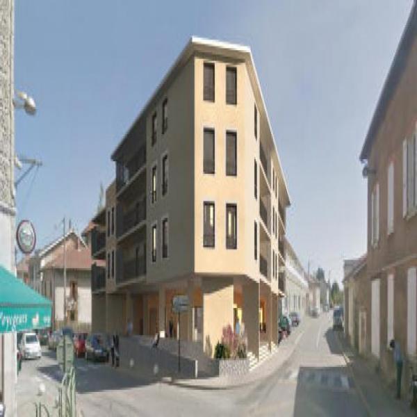 Offres de vente Appartement Saint-Siméon-de-Bressieux 38870