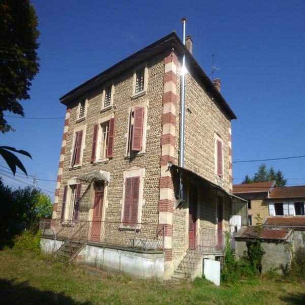 Offres de vente Maison Saint-Barthélemy 38270