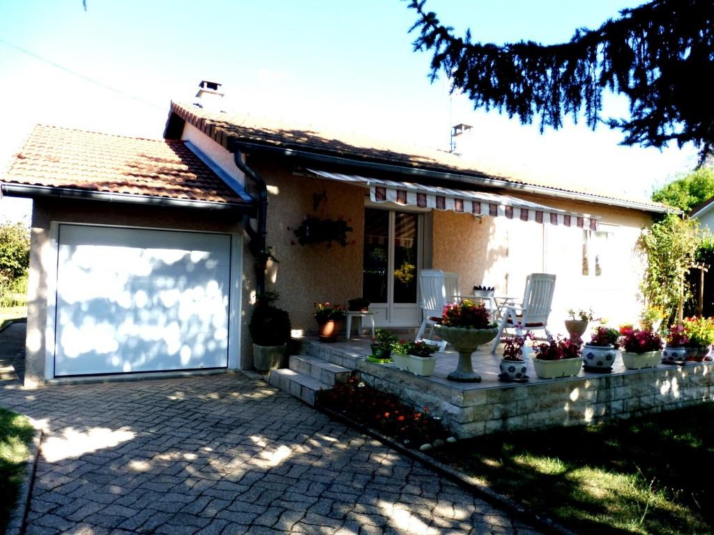Vente maison 5 pieces for Garage saint jean de bournay