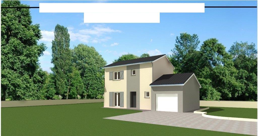 Vente projet de maison individuelle en r 1 a 7min de st for Projet maison individuelle
